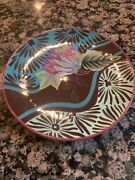 Tracy Porter The Vivre Collection Hand Painted Salad Plate 8andrdquo