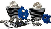 Sandamps M8 Power Package Kit - Water Cooled Gear Drive Highlighted Fins