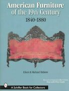 American Furniture Of The 19th Century 1840-1880, Hardcover By Dubrow, Eile...