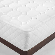 Twin Size Mattress 8 Inch Hybrid Coil Sprin Adult Bedroom Back Pain Relief Bed
