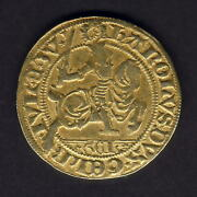 Netherlands - Low Countries - Guelders. 1492-1538 Gold Florin.. Gvf - Scarce