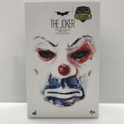 Hot Toys The Dark Knight The Joker Bank Robber 2.0 Mms249 1/6 Figure Rare Exc++