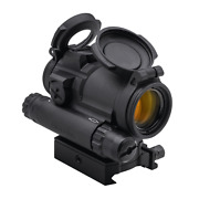 Aimpoint Compm5s Red Dot Reflex Sight 39mm Spacer Lrp Mount 2 Moa 200500