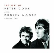 The Best Of Peter Cook And Dudley Moore V. 2 By Peter Cook Cd-audio Book The