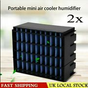 10pcs/set Air Cooler Replacement Filter Parts Air For Cooling Fan Humidifier Uk