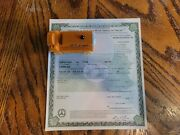 1926 Ford Model T Roadster Paperwork Document