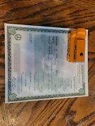 1923 Ford Model T Roadster Paperwork Document