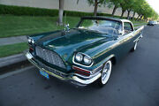 1957 Chrysler 300c 2 Door 392/375hp V8 Hardtop With Ac 683 Miles 392/375hp V8 Automatic2 Dr Hardtop