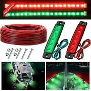 Hortsun Marine Boat Lights Kit 20m 22awg Extension Cable Wire 12v Boat Navigatio