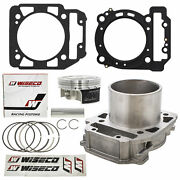 Niche Cylinder 10.31 Wiseco Piston For Can-am Bombardier Brp Commander 800