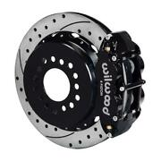 Wilwood 140-9217-d Fnsl 4r Rear Brake Kit Big Ford Old Style 2.36 Off
