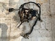 Honda Cb400 Four 1975 Used Original Battery Carrier Wire Harness And Electrics