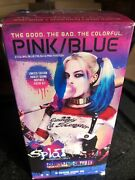 Splat Suicide Squad Harley Quinn Pink And Blue Hair Dye