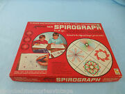 Kenner Spirograph 1967 401 Complete Except Pens Red Tray