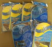 24 Grill Swipes Disposable Mitts Grill Cleaners