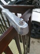 Vintage Snap On Torque Wrench 250 Ft Lbs