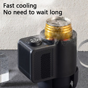 Warmer /cooler 2-in-1 Drinking Heating Cooling Water Beverage Milk Heater Cup