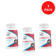 Pro Visiclear™ Eye Supplement Vitamins Pills [vitamin A Enriched] 180 Capsules