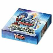 Card Fight Vanguard Booster Pack First Eve Knight King Advent Box