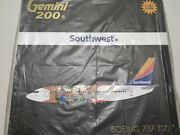 Southwest Airlines 737-700 Florida One Gemini Jets Tail N945wn Flaps Down