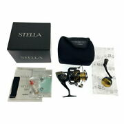Fishing Gear Accessories Available Shimano 20 Stella Spinning Reel Tackle