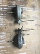 2trico Right And Left 1920's-1930's Vacuum Windshield Wiper Motor