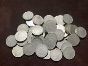 Full Date Liberty V Nickel Roll Us Coin Lot Set 40 Mixed Date