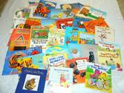 Lot 34 Childrens Picture Books Early Developmental And Kindergarten Many Ars