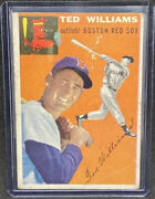 Ted Williams 1954 Topps 1