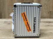 Rimowa Tropicana Rimova Camera Case Trolley Can Be Carry-on 23l