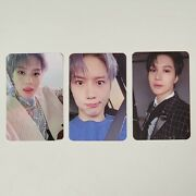 Shinee Taemin Official 3 Photocards Set Donand039t Call Me Fansign Owhat K-pop