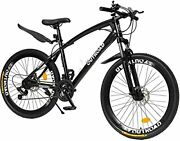 Outroad Mountain Bike 26 Inches Wheels Adult Bicycle 21 Speeds Trek Bike Doubl