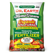 Organic Plant Food For Tomato, Vegetable Nutrient Fertilizer, 12lb Free Shipping