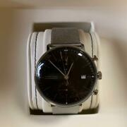 Max Bill Chrono Scope Automatic Wristwatch Menand039s From Japan