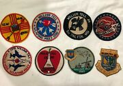 Patch 6 Patches Bounus 2 Us Air Force Squadron Patch Usaf William Tell