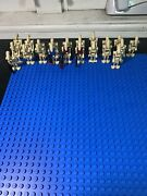 Lego Star Wars Assorted Lot Of Battle Droids 21 Count