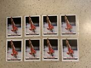 Simone Biles 2014 Sports Illustrated For Kids Rookie Lot Of 8 Si Olympics Gold