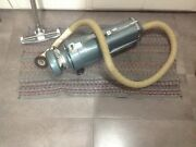 Old Vintage Electrolux Metal Canister Vacuum Cleaner Model E Tested Sold As Is