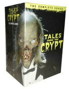 Tales From The Crypt The Complete Series Seasons 1-7 Box Set Dvd 20-disc New