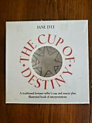 The Cup Of Destiny Jane Lyle Fortune Telling For Tea Leaves Cup Saucer Booklet