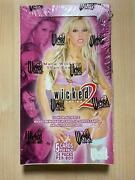 Sealed Box Ofrisque Nude Trading Cards 24 Card Packs, Adult Stars Wicked