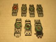 L@@k Estate Find Ho Slot Car Parts Metal Chassis Atlas 1960and039s As Is Rare 35