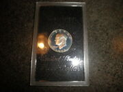 1xlot Of One1coin1972-s Eisenhower 40 Silver Dollar Us Mint Incased Proof19