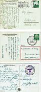 Wwii, German Reich Collection Of 20 Post Cards...........scarce