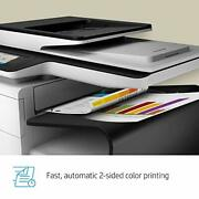 Hp Pagewide Pro 477dw Color Multifunction Business Printer With Wireless And Duple