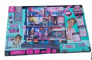 Lol Surprise Home Sweet With Omg Dollandndash Real Wood Doll House With 85+ Surprises