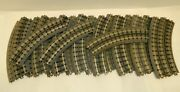 Lot Of 20 Mth O Scale Solid Track Curved Radius