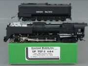 Ho Scale Overland Models Inc. Brass Fef-3 4-8-4 Union Pacific 844