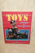 Vintage 1990 Collector Books Toys Antique And Collectible By David Longest Exc