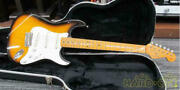Fender Usa 1994 Strat 40 Laps Commemorative Model Limited To 1954 Pieces 40th
